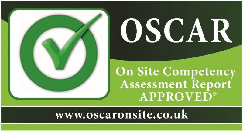Oscar Onsite logo Hexagon Tower
